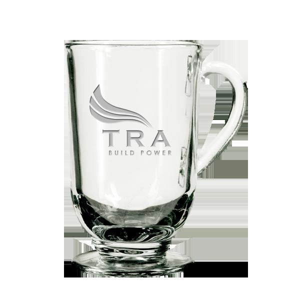 eab2097aca1 FOOTED GLASS IRISH COFFEE MUG - The Kalvanna Line